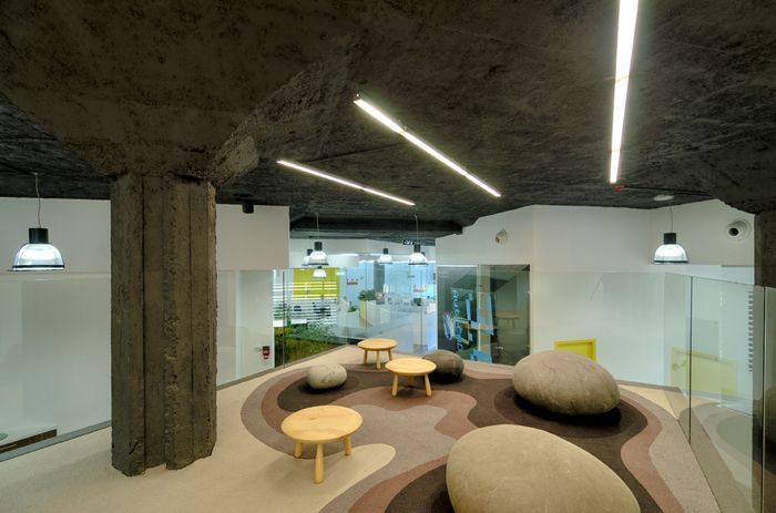 http://www.architecturelover.com/2012/05/autodesk-rd-center-by-studio-ba/  #architecture #architects #office #israel