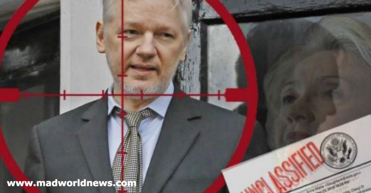 Is Assange Dead? Rumors Fly After 'Kill Switch' Is Activated Overnight