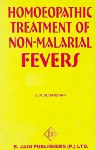 Treatment of Non-malarial Fever [Paperback] [Jun 30, 1999] Sudarshan, S. R.]