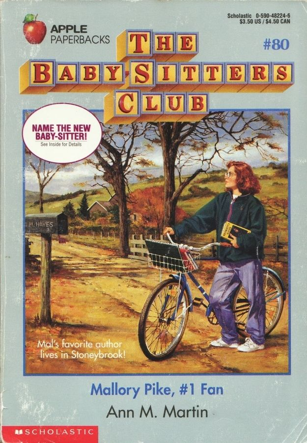 80 best the babysitters club images on pinterest