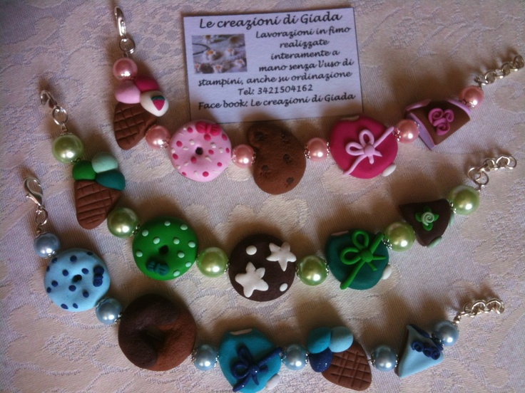 Bracelets and sweets :)