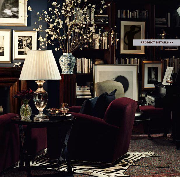 1000+ Images About Ralph Lauren Decorating On Pinterest