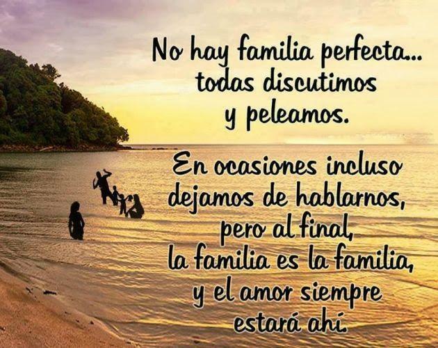 Frases De Familia: Reflexiones Cortas Y Tiernas De Superacion Personal