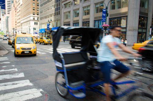 New York City Streets © Stefan Kranz