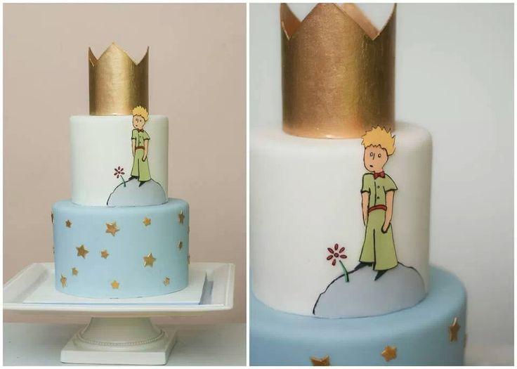 Le petite prince cake