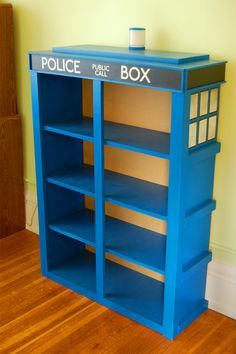 tardis shelf - Google Search