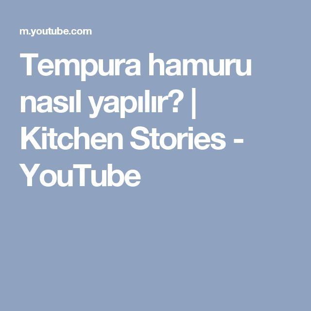 Tempura hamuru nasıl yapılır? | Kitchen Stories - YouTube