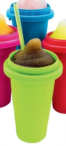 Big W Chillfactor Slushy Maker Colour Blast - Green $10