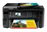 Epson WorkForce WF-3520 Wireless All-in-One Color Inkjet Printer, Copier, Scanner, 2-Sided Duplex, ADF, Fax. Prints from Tablet/Smartphone. AirPrint Compatible (C11CC33201) Reviews - Epson WorkForce WF-3520 Wireless All-in-One Color Inkjet Printer, C
