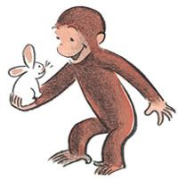 Curiouser and curiouser. Margret and H.A. Rey, created one of the most well-loved characters in children's literature.