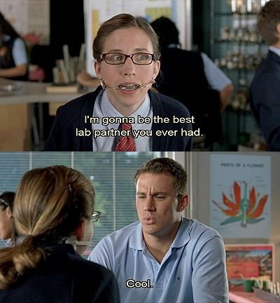 From Shes the Man.  If you haven't seen this movie, please dont wait any longer.  You can borrow mine.  Hilarious!!