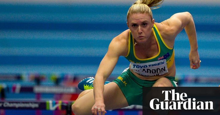 Australian duo in 60m hurdles semi-finals at world indoor championships, with Pearson qualifying fifth fastest with a time of 7.96 seconds