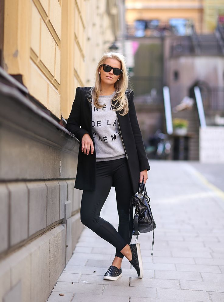 OUTFIT | COMFY CASUAL : P.S. I love fashion by Linda Juhola