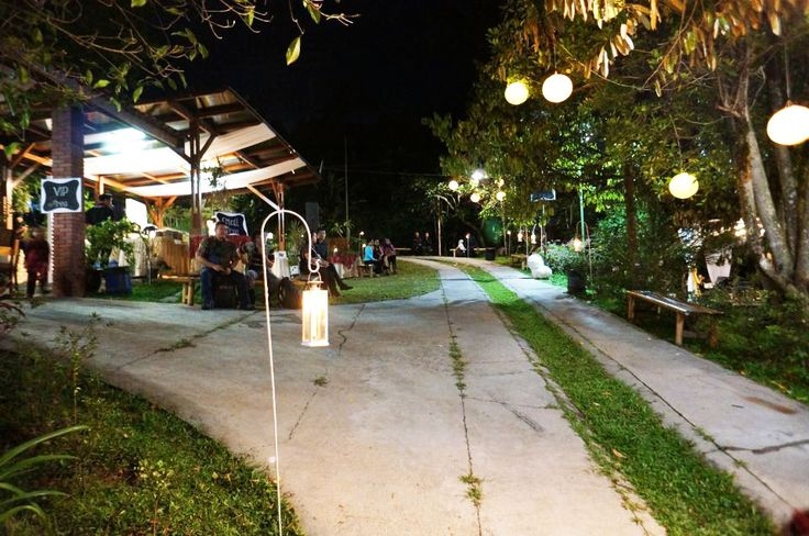 Main Area @ Rumah Kebon Cengkeh Bandung, Indonesia