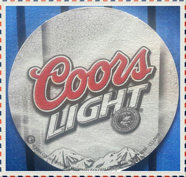 Coors Light Golden Colorado 2004