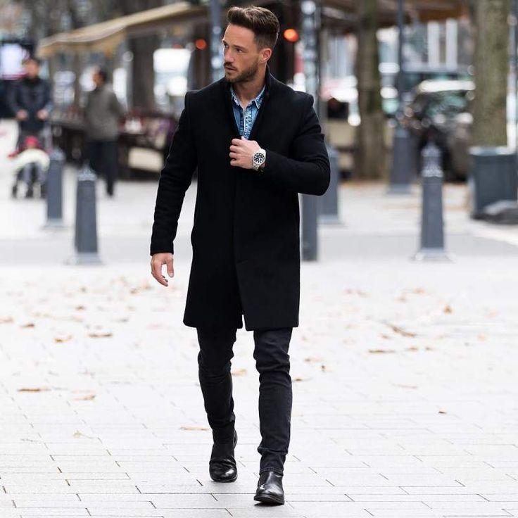 проявляется подобно фото обувь на ноги к пальто мужская выглядят