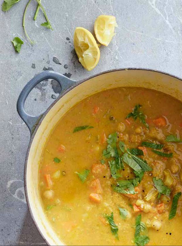100+ Moroccan Chickpea Soup Recipes on Pinterest ...