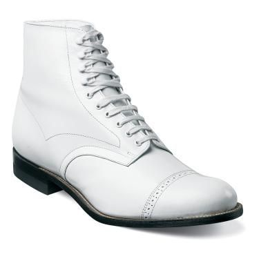 Thackery's white shoes from The Knick
