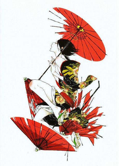 Adekan: GOKUSAISYONEN adekan illustration works 2010-2012 - Minitokyo