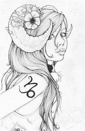 Capricorn art.