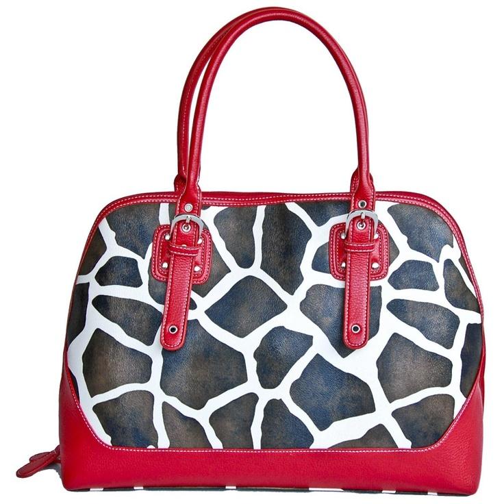 Fash Giraffe Print Tote Handbag-women Hand Bag,casual Bag,girls College Bag,shopping Bag    Sale: $27.99
