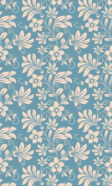 Self adhesive wallpaper WILD FLOWERS quality vinyl by stickdecor