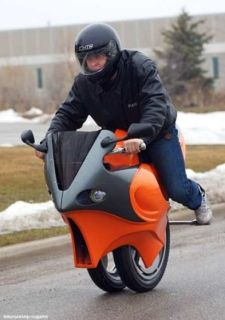 The Uno Electric Cycle : Fun and EcoFriendly