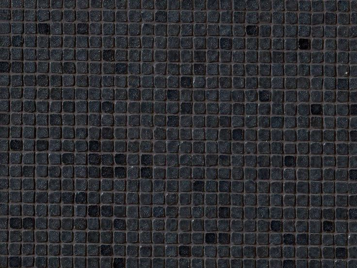 Mosa que en gr s c rame dechirer glass nero collection dechirer glass by mutina design - Textuur carrelage noir ...