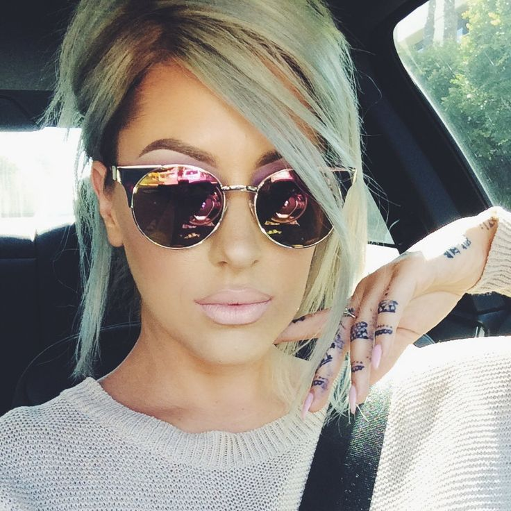 sehr geile Sonnenbrille
