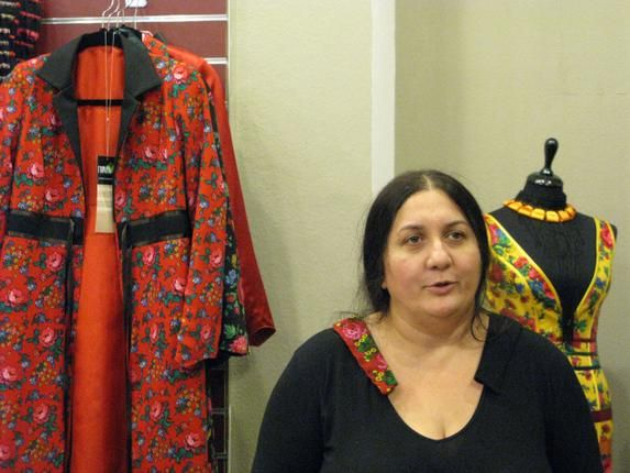 Interview with Erika Varga founder and designer of Romani Design