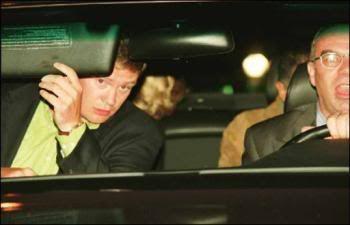 Veja imagens inéditas do acidente que matou a princesa Diana