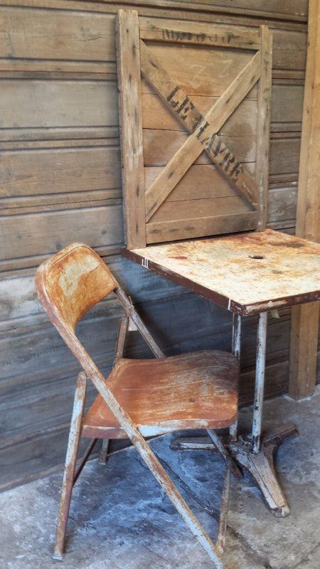 25 beste idee n over bistro tafels op pinterest franse bistro decor gouden tafel en klein - Ampm tafel ...