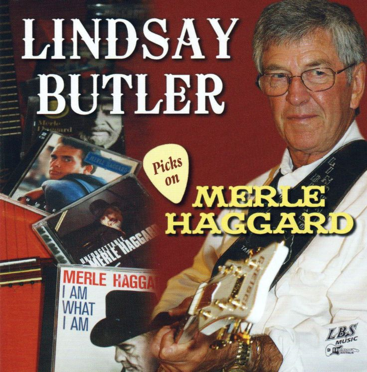 A new album (2014) from the 'Master of Country Guitar' Lindsay Butler OAM playing some his most favourite Merle Haggard songs. Lindsay Butler 'Picks on - Merle Haggard' is the latest album in a series of 'Lindsay Butler picks on' albums including Slim Dusty, Hank Williams, Brian Letton, Stan Coster & Shorty Ranger to name a few. Albums available from LBS Distribution 07 5562 1292 www.lbsmusic.com.au
