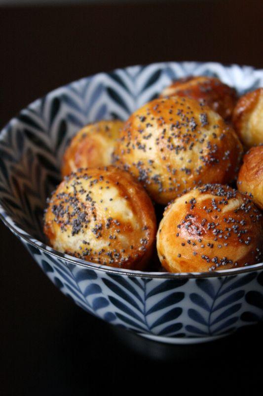 * Apéro Alsacien - Bretzel bites, bretzel balls, les bouchées de bretzel pour l'apéro - Beau à la louche