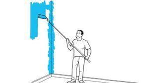 8 truques que os pintores de paredes não contam para você! | Tendências 2013