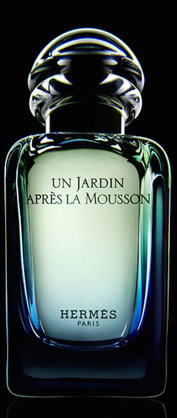 Un Jardin Après La Mousson by Hermes. Coriander, ginger, pepper, ginger flower, cardamom.