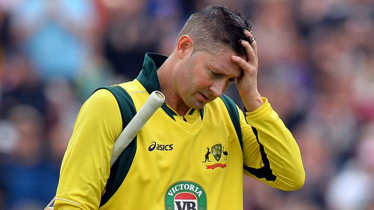 """The 33-year-old batsman missed much of the recent tour of Zimbabwe, when George Bailey led the side.  Australia physio Alex Kountouris said: """"The scans show tendon damage, which complicates the recovery.""""  The limited-overs series starts with a Twenty20 in Dubai on 5 October, followed by three ODIs. More Details visit http://www.clippingpathhouse.com/blog/michael-clarke-australia-captain-ruled-out-of-odis-v-pakistan/"""