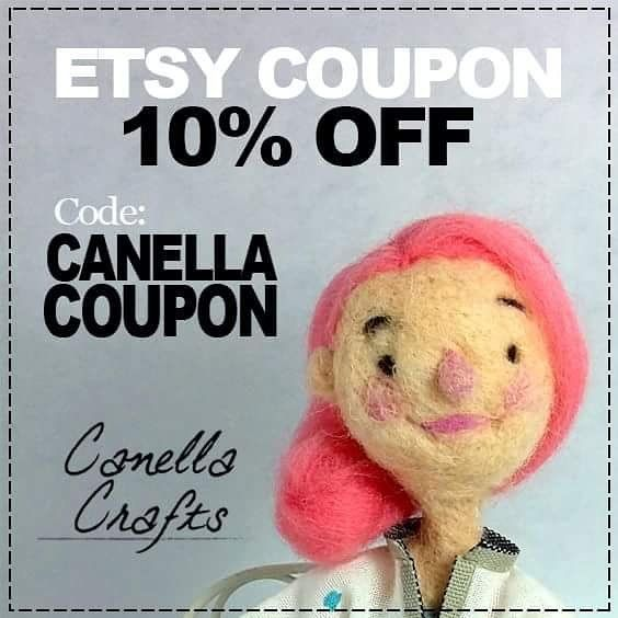 Hello all! I just opened an etsy shop with original crafts and illustrations  and set up a discount code to celebrate. Check it out :D  etsy.com/ca/shop/CanellaCrafts #giftideas #gift #illustration #crafts #etsy #coupon