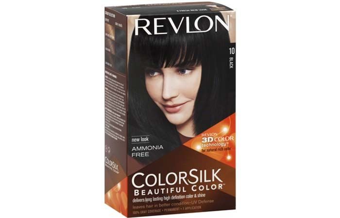 Black Hair Dyes For 2019 Top 10 In 2019 Black Hair Dye Hair