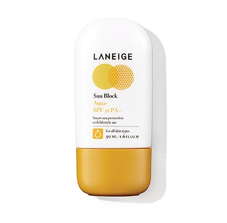 Amore Pacific LANEIGE Sun Block Aqua+ SPF 35  PA++ 50 ml / Sunblock, Sun screen  #LANEIGE