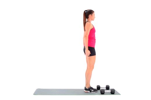 10. STRENGTH TRAINING: Reverse Lunges