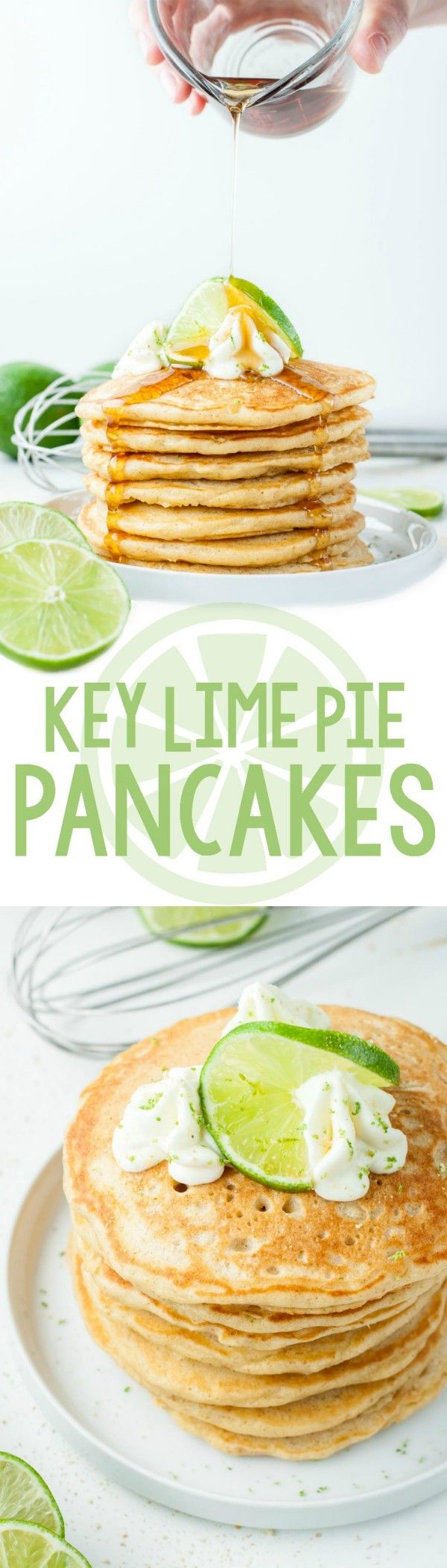 Get the recipe Key Lime Pie Pancakes @recipes_to_go