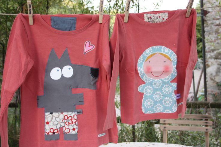 T-shirt TessutieVissuti