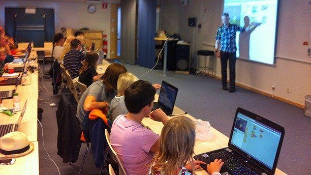 Barnhack- programmering för barn - Studio Ett
