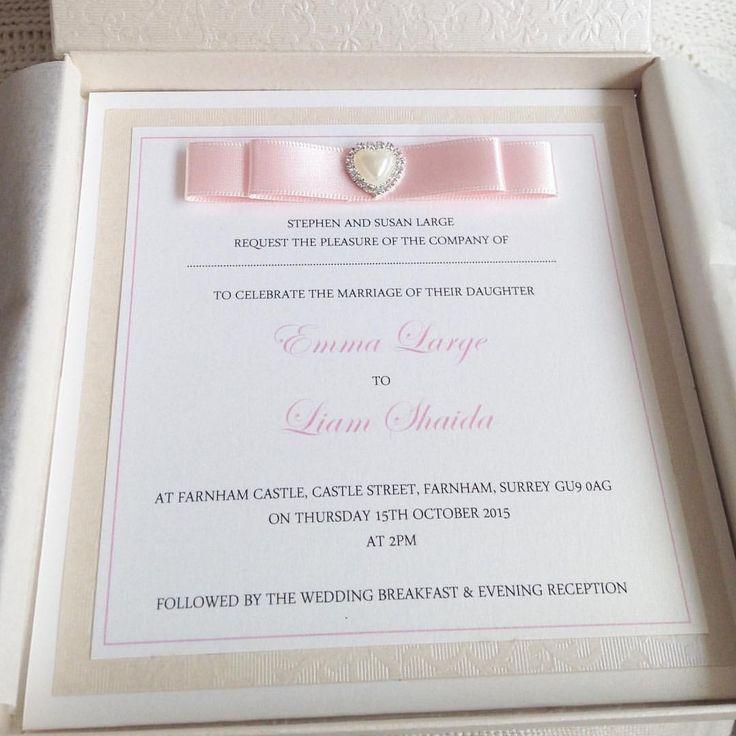 sample wedding invitation letter for uk visa%0A See this Instagram photo by  ukweddingfairy  u        likes    Wedding InvitationsMasquerade