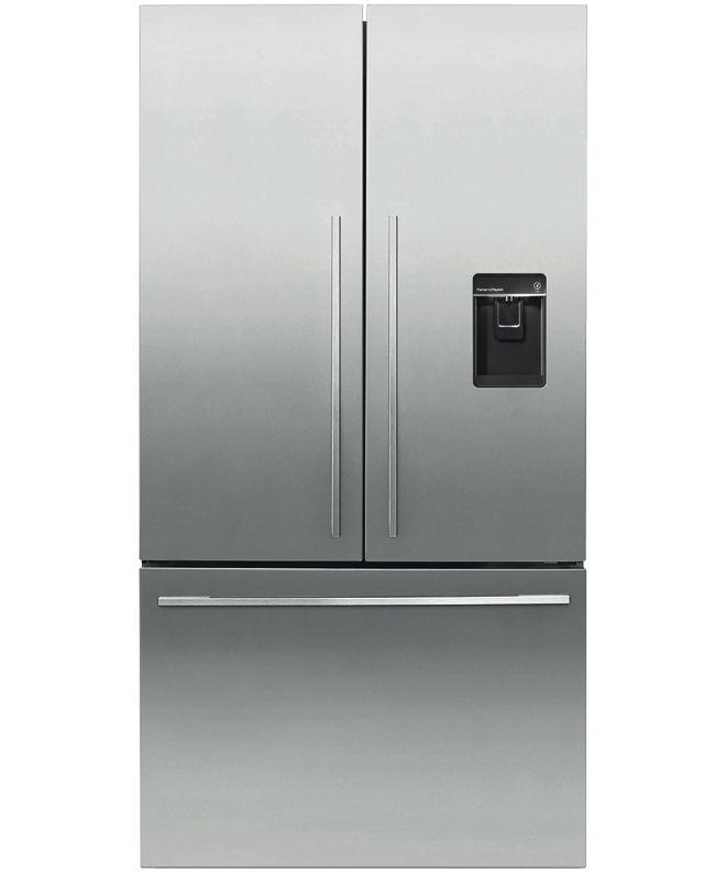 RF610ADUSX5 - ActiveSmart™ Fridge - 900mm French Door with Ice & Water 614L - 24505