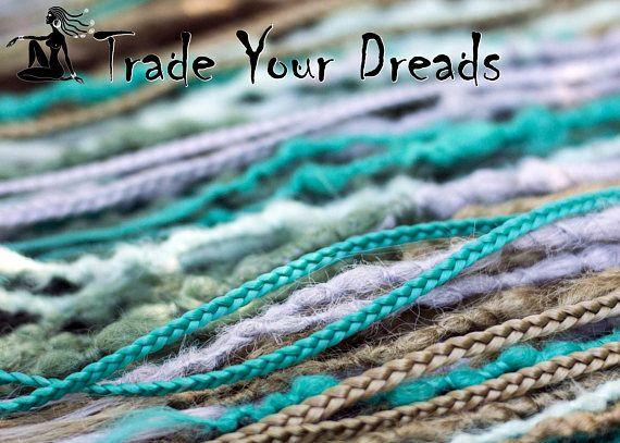 Double Ended Synthetic Dreads Full Set Crochet Dreadlocks