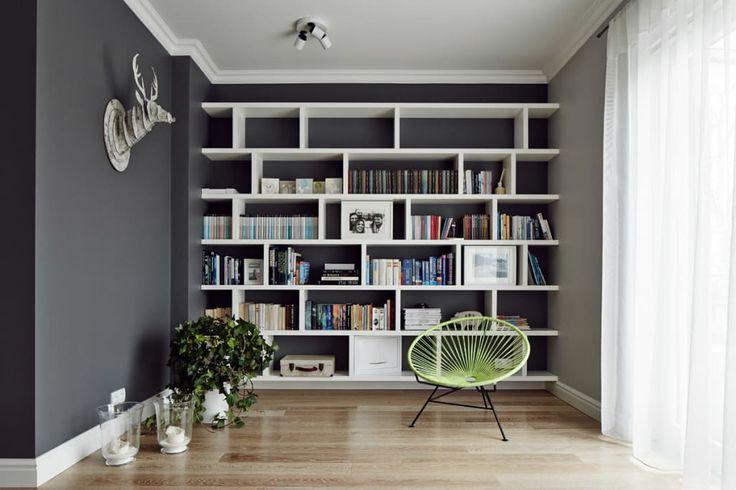 Zdjęcia:  salon, apartament w krakowie – salon | homify