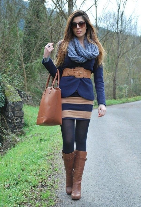 40 Cute Winter Outfits Worth Copying | http://hercanvas.com/cute-winter-outfits-worth-copying/