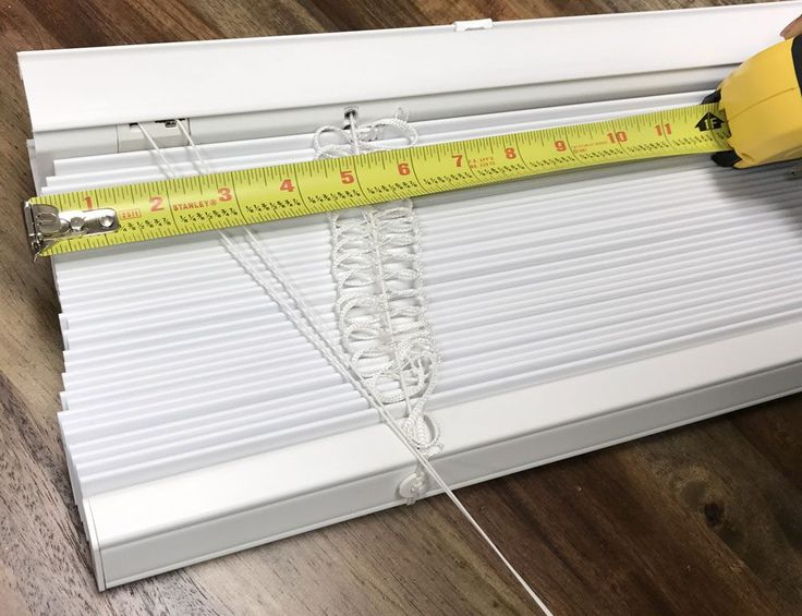 how to measure windows for blinds without measuring tape